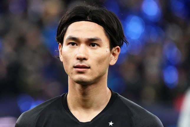 Liverpool are in talks to sign Takumi Minamino from Red Bull Salzburg