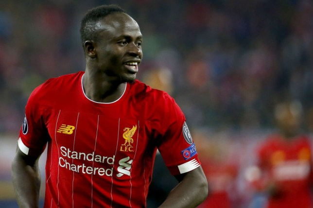 Sadio Mane starred in Liverpool's Champions League win over RB Salzburg