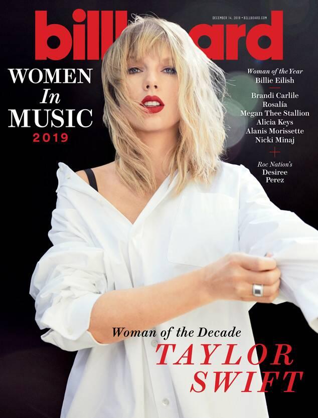 Taylor Swift, Billboard