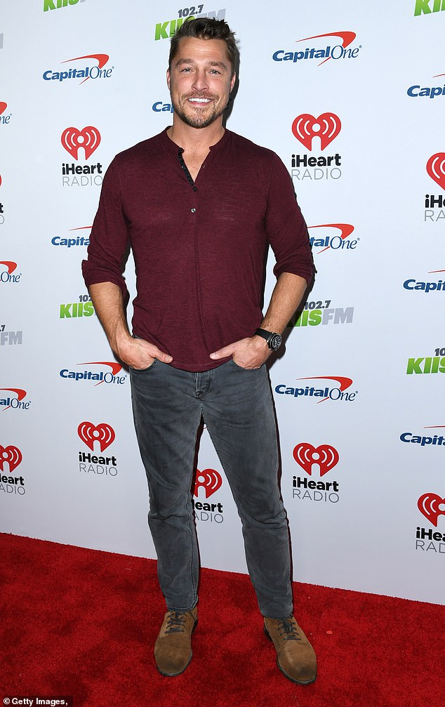 Stepping out: Chris Soules stepped out with a big smile on his face for the first time since his 2017 accident that left one man dead. The former Bachelor star made his appearance at Jingle Ball in Los Angeles