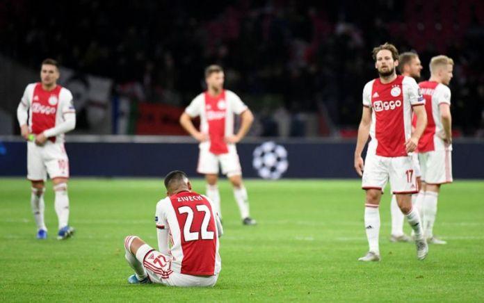 © Reuters. Champions League - Group H - Ajax Amsterdam v Valencia