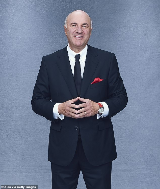 Shark Tank host Kevin O'Leary (pictured), who was part of a a $6 million round investment in MindMed, told FastCompany: 'This is one of these binary investments. 'Extraordinary returns, or zero'