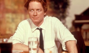 Eric Stoltz in 1995's Kicking and Screaming. 'His character was just slapped on,' says Baumbach.
