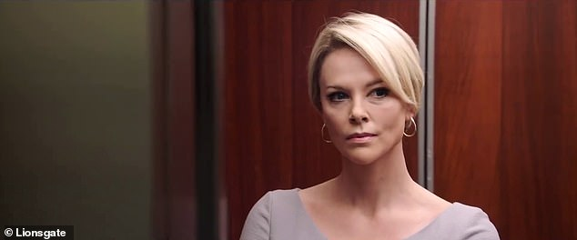 Charlize Theron (as Megyn Kelly in Bombshell) will compete against Renee Zellweger, Saoirse Ronan, Lupita Nyong'o, Cynthia Erivo, Awkwafina and Scarlett Johansson for Best Actress