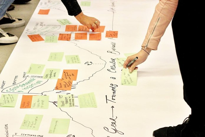 Switching Gear: Inside the first masterclass of Circle Economy's new circularity project