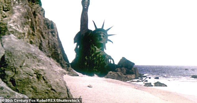 Iconic ending:The original movie's ending - where Taylor encounters the Statue of Liberty in ruins, realizing he's been on Earth this whole time - is one of the most enduring and iconic moments in cinematic history