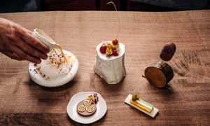 Dutch-inspired food at Cliff House Hotel;