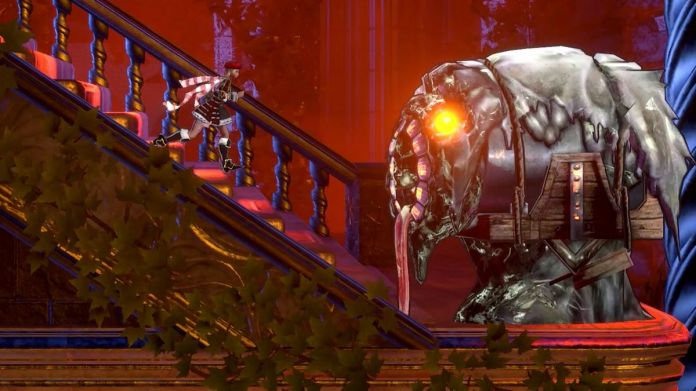 Bloodstained: Ritual of the Night Den of Behemoths guide