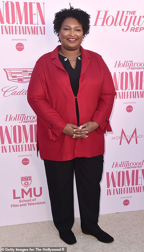 Politician Stacey Abrams