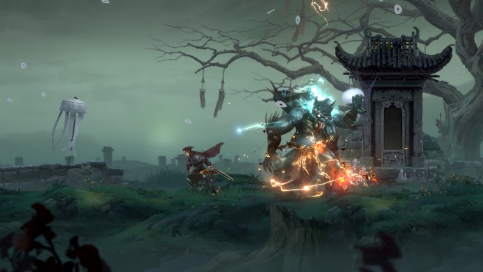 Chinese games video game Eastern Exorcist