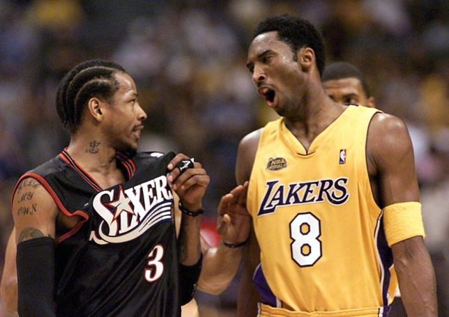 Allen Iverson is 'devastated and heartbroken' following the death of Kobe Bryant