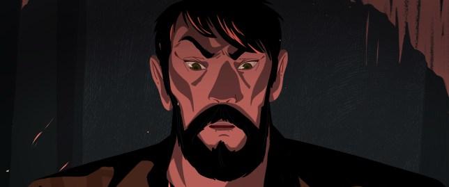 last of us animated short Joel