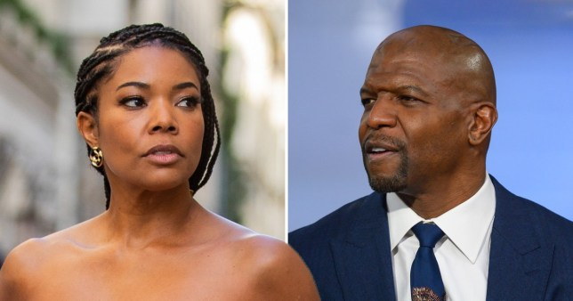 Gabrielle Union has called out Terry Crews