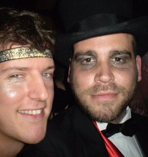 Max and Toby Boon in 2010