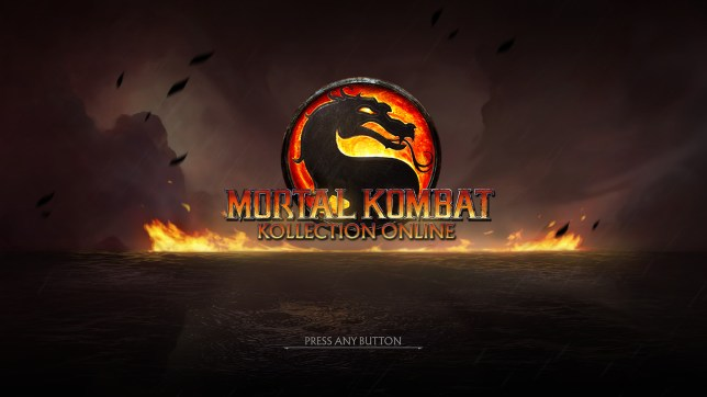 Mortal Kombat Kollection Online screenshot