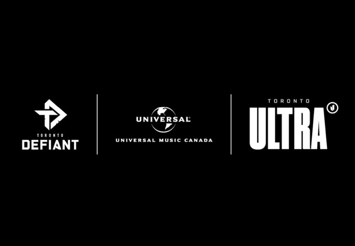 OverActive Media Universal Music Canada