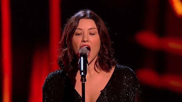 SPOILER: Catherine Hardman - otherwise known as Cat Cavelli - is set to impress judges on The Voice UK on Saturday night