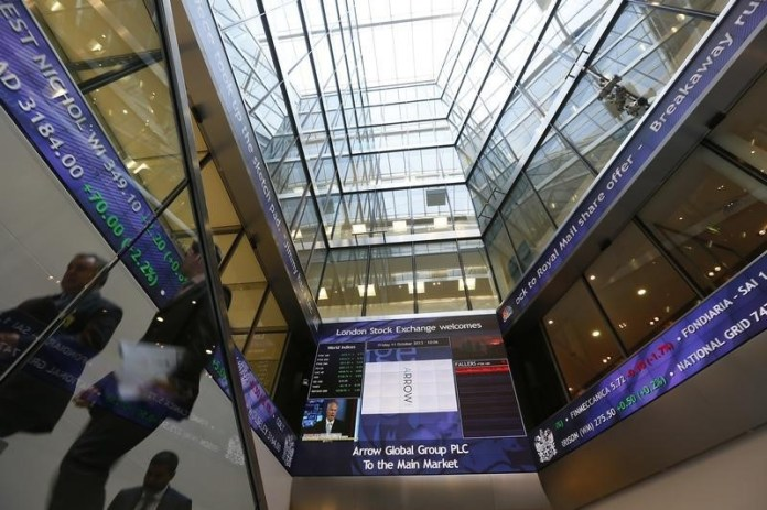 © Reuters. U.K. shares higher at close of trade; Investing.com United Kingdom 100 up 0.82%