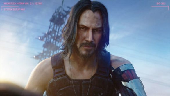 Hollywood actor Keanu Reeves will play one of the main characters in Cyberpunk 2077.