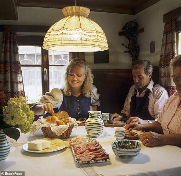 HAVE A FAMILY MEAL EVERY WEEK:Mealtimes are important — an opportunity for everyone to catch up and reconnect