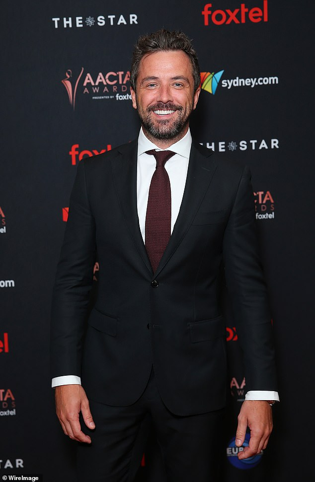 He's back!Darren, 37, (pictured) meanwhile, hosted the show from 2012 to 2015 and at one point, even co-hosted it alongside Sonia