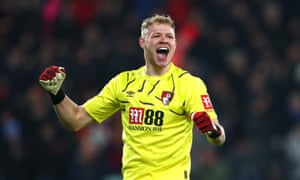 Aaron Ramsdale became Bournemouth's first-choice goalkeeper at the start of this season.