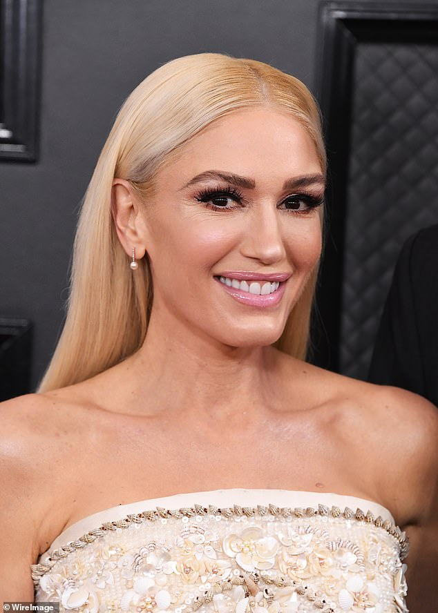 Sick call: Gwen Stefani, 50, canceled a second show of her Just A Girl residency in Las Vegas (pictured January 2020)