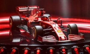 The 2020 Ferrari SF1000