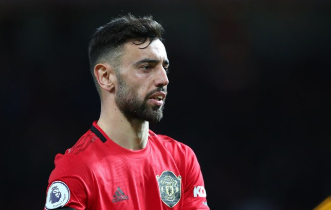 Bruno Fernandes is set to make his second Manchester United appearance against Chelsea