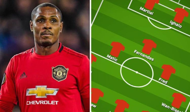 Man Utd Team News Predicted 3 5 2 Line Up Vs Watford Odion Ighalo Among Six Changes Newsgroove Uk