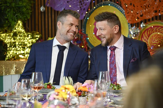 'It's a disaster for Seven!' Network executives are reportedly 'panicking' as MKR suffers DISMAL ratings while being smashed by MAFS... as rumours swirl the cooking show is facing the axe Pictured: MKR's Pete Evans (left) and Manu Feildel (right)