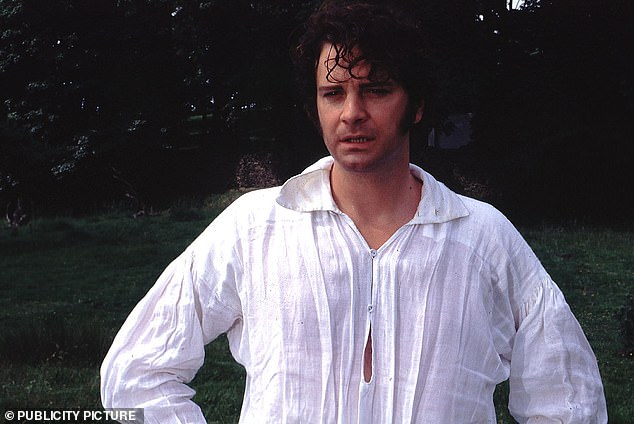 A sex pheromone named for Jane Austen's Mr Darcy (pictured, as played by Colin Firth) sends female mice crazy with lust and makes the sing at ultrasonic frequencies, a study has found