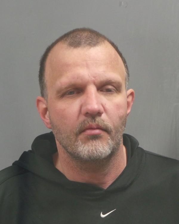 Damon Wayne Jackson faces burglary and stealing charges. - COURTESY JEFFERSON COUNTY SHERIFF