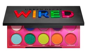 Urban Decay Wired Press Pigment Palette