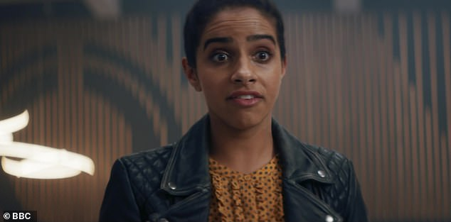Memories:Gill first met Whittaker during her final audition for the role of companion Yasmin Khan in the long-running BBC sci-fi show