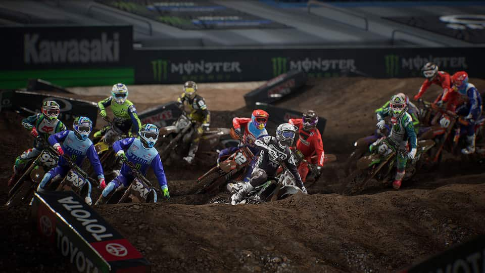 Supercross 3 PS4 Review 3
