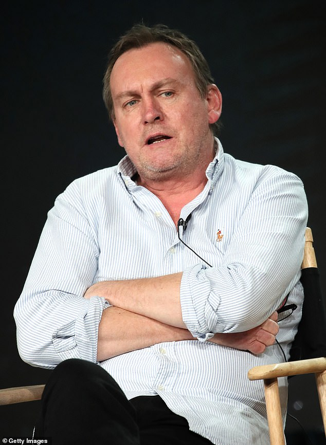 He may have shone as the gruff, gloriously un-PC detective Gene Hunt in Life On Mars, but Philip Glenister is having a tougher time filming posh dinner scenes in Julian Fellowes¿ new period drama Belgravia