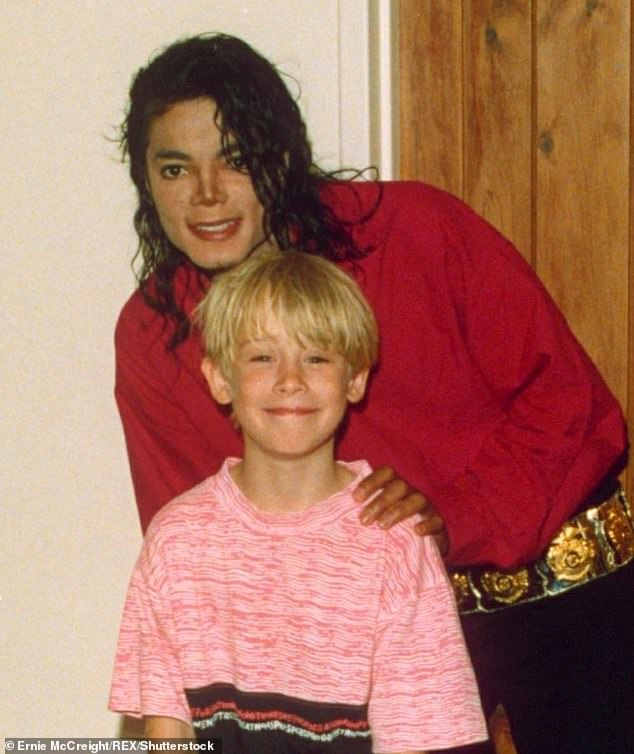 He never did anything to me. I never saw him do anything. And especially at this flash point in time, I¿d have no reason to hold anything back,' Macaulay sticks up for his pal Michael Jackson