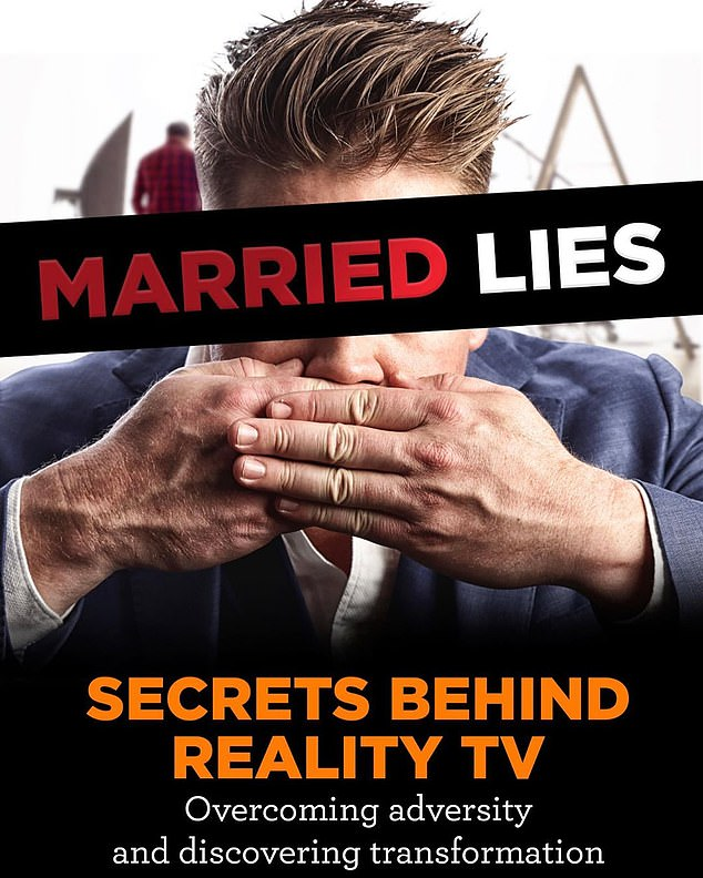 Tell all: Sean was appearing on the Krysti and Bodge radio show on Friday to promote his tell-all memoir Married Lies which he wrote about his experience on Married At First Sight in 2018