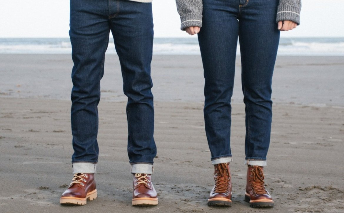 Hiut Denim Co. partners with Candiani to launch biodegradable stretch jeans