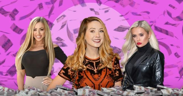 How much money reality TV stars could lose amid coronavirus