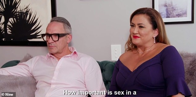 Face says it all:Naturally, the audition tape segment was an egregious stitch up. Steve's tape showed him admitting he 'only dates women in their thirties'