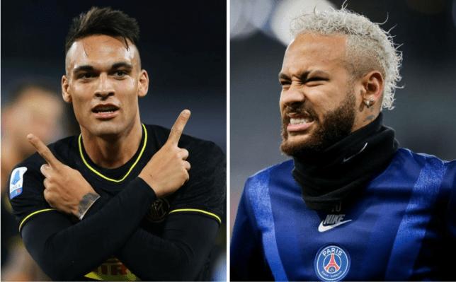 Barcelona plan to sign Neymar and Lautaro Martinez despite coronavirus crisis