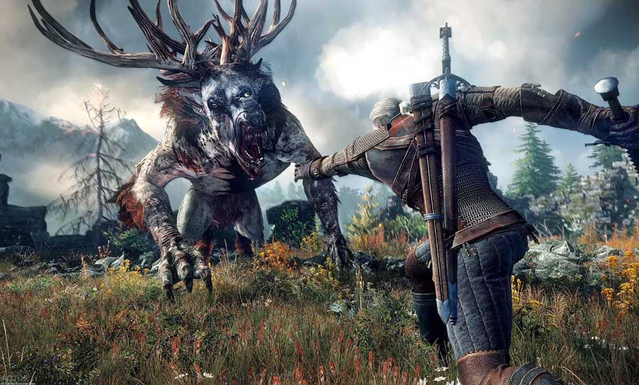 The Witcher Graphics