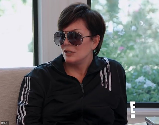 Oh mama!Kris Jenner had a very frank face-to-face talk with her daughter Khloe Kardashian