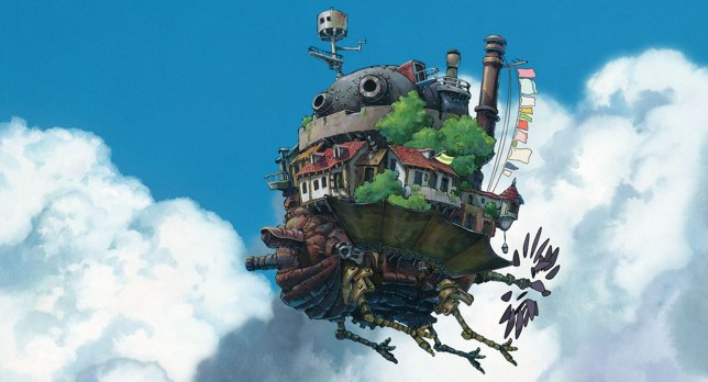 image still from howls moving castle