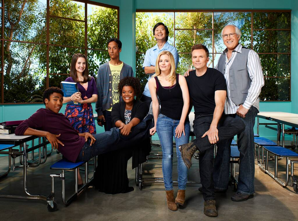 Community, Cast, Season 2, 2010
