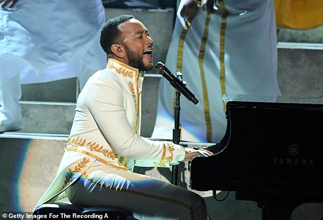Musician John Legend is also on the list of star appearances. The special will also feature interviews with experts from the WHO as well as stories from healthcare workers on the front lines of the global pandemic