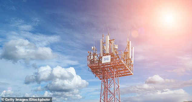 Mobile UK said it was 'concerning that certain groups are using the Covid-19 pandemic to spread false rumours and theories about the safety of 5G technologies'