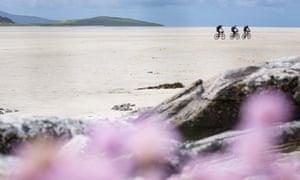 Postman's Path on the Isle of Harris, Scotland